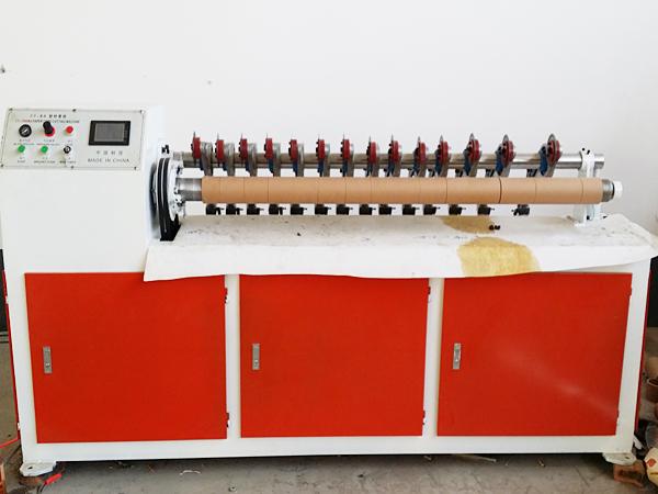 CT-1500BA型切纸管机